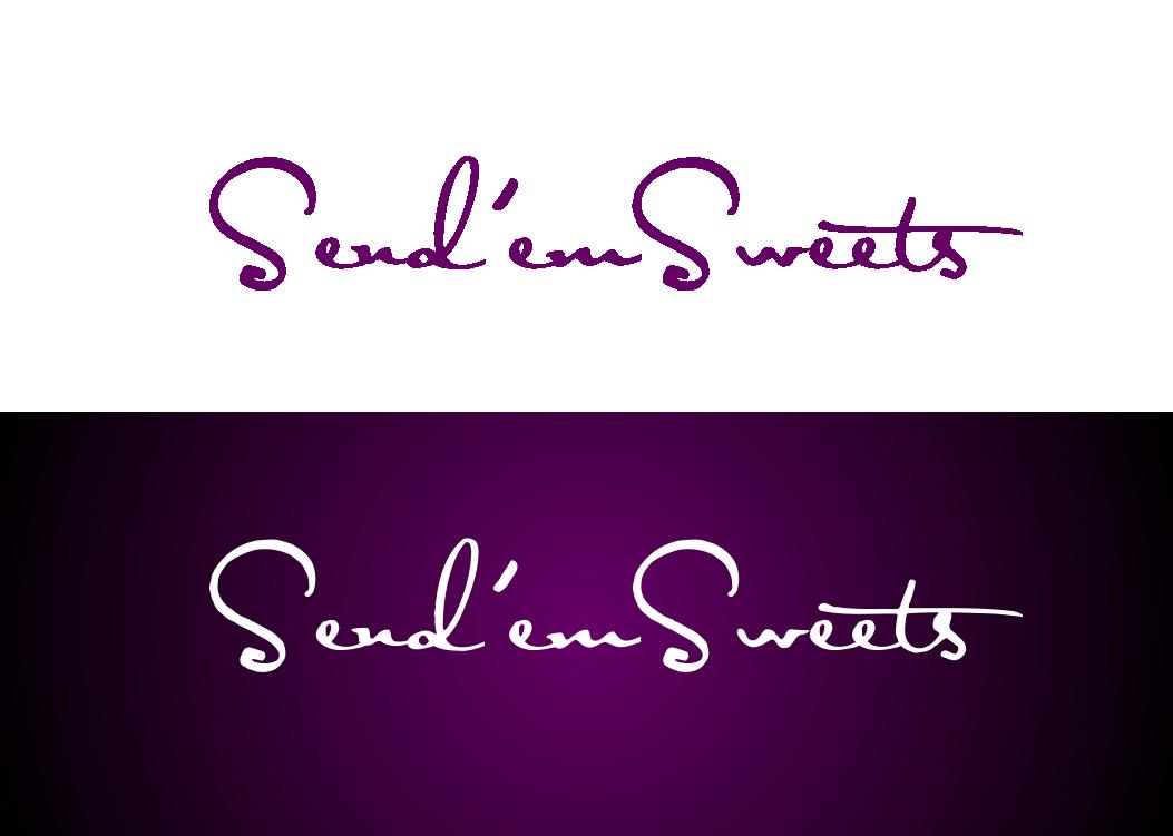 Logo Design by Private User - Entry No. 40 in the Logo Design Contest Creative Logo Design for Send 'em Sweets.