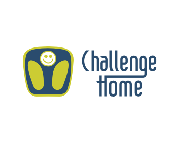 Logo Design by Rudy - Entry No. 5 in the Logo Design Contest Unique Logo Design Wanted for Challenge Home.