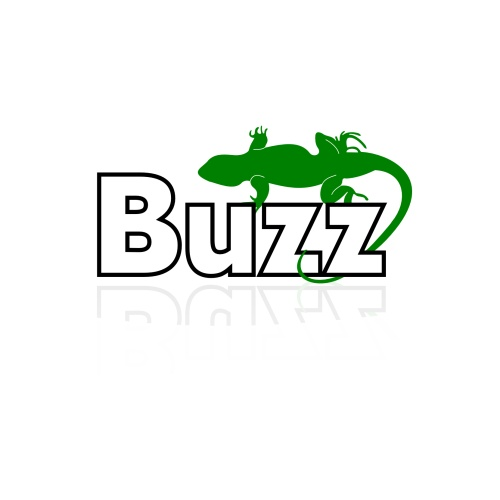 Logo Design by andrei_pele - Entry No. 77 in the Logo Design Contest Buzz Lizard.