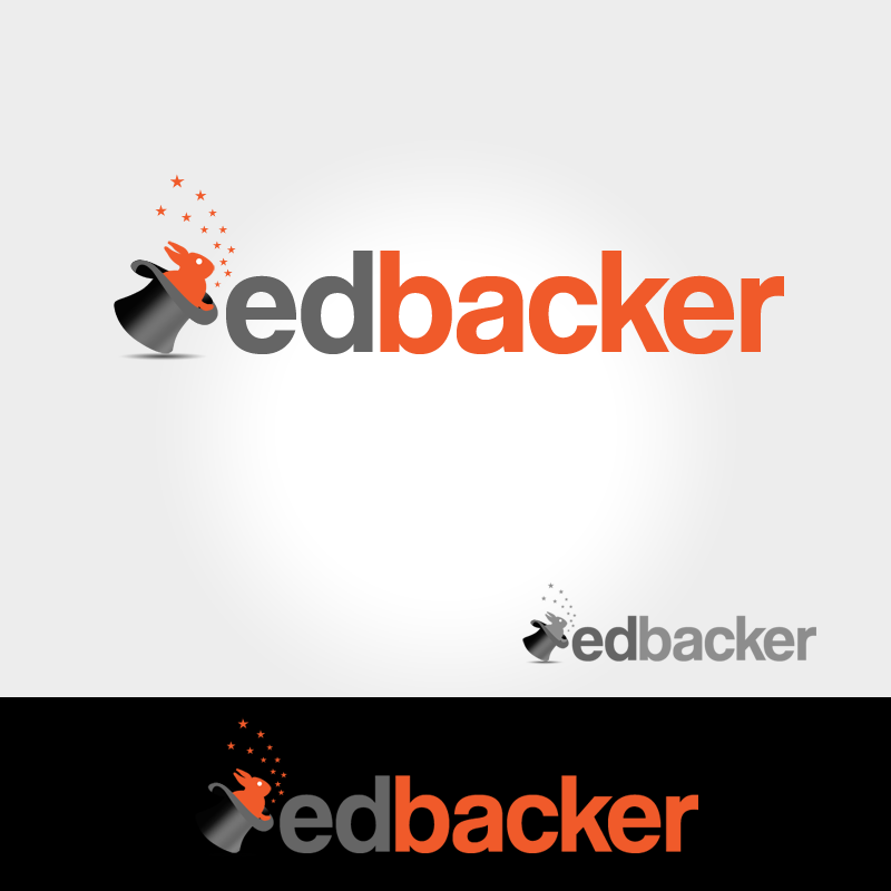 Logo Design by Private User - Entry No. 15 in the Logo Design Contest New Logo Design for edbacker.