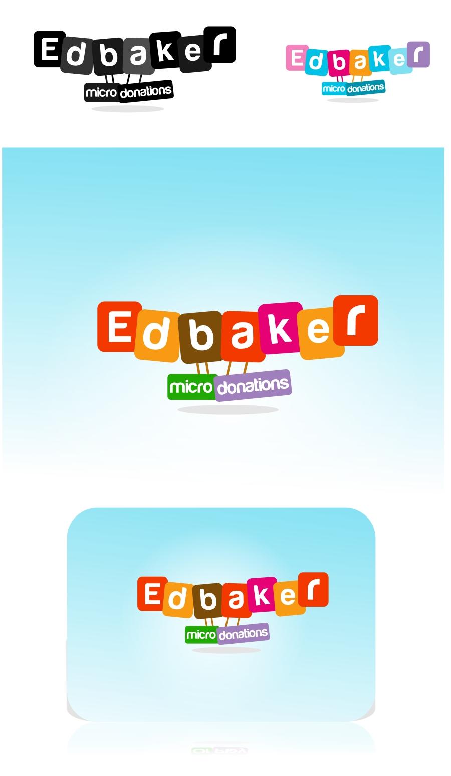 Logo Design by Private User - Entry No. 20 in the Logo Design Contest New Logo Design for edbacker.
