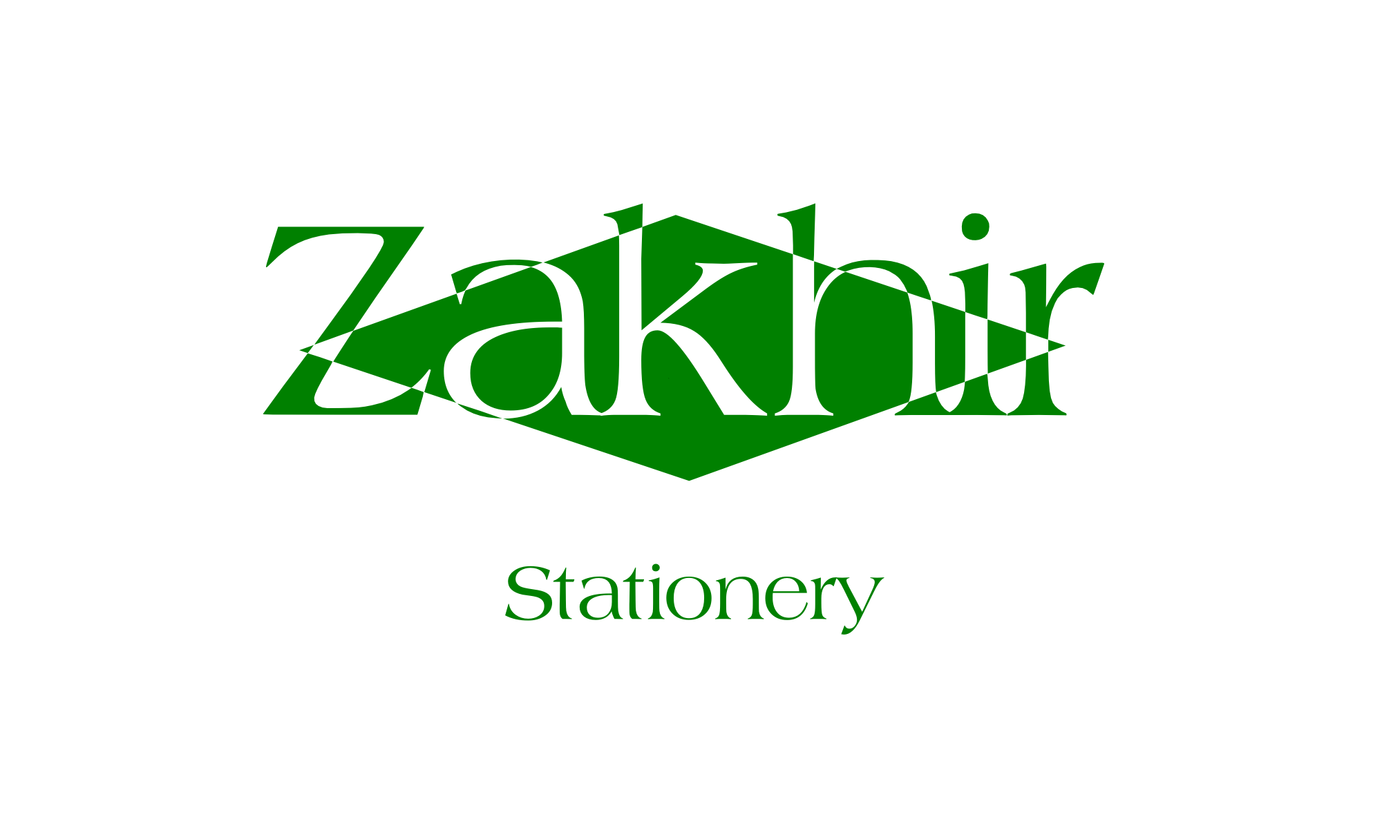 Logo Design by Gheburaseye - Entry No. 17 in the Logo Design Contest Zakhir Logo Design.