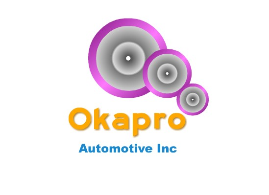Logo Design by Ismail Adhi Wibowo - Entry No. 17 in the Logo Design Contest New Logo Design for Okapro  Automotive  Inc.