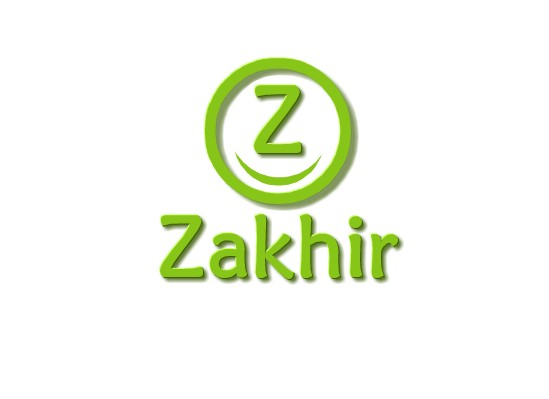 Logo Design by Ismail Adhi Wibowo - Entry No. 18 in the Logo Design Contest Zakhir Logo Design.