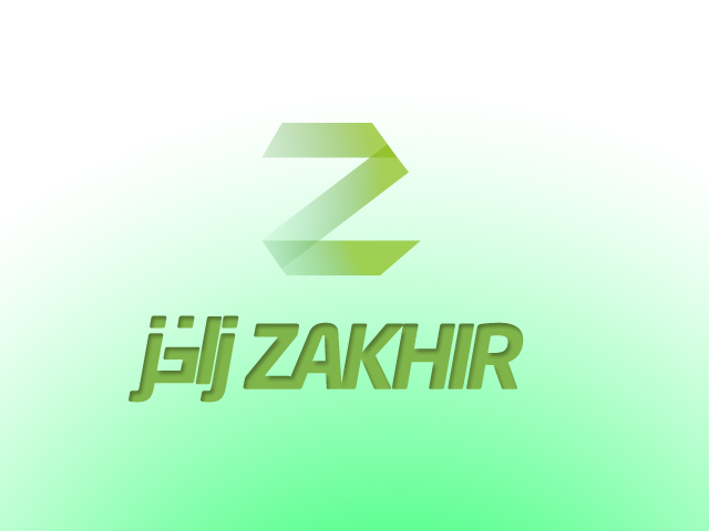Logo Design by Mohamed Abdulrub - Entry No. 21 in the Logo Design Contest Zakhir Logo Design.
