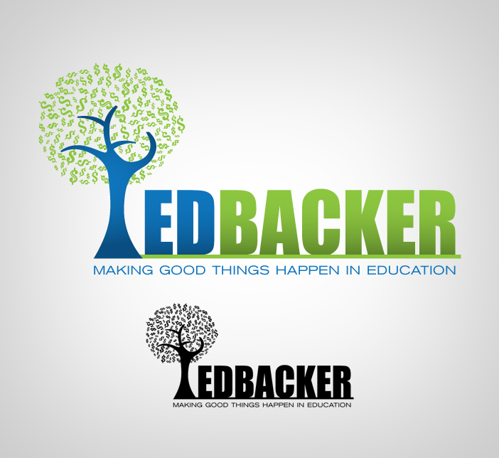 Logo Design by nausigeo - Entry No. 23 in the Logo Design Contest New Logo Design for edbacker.