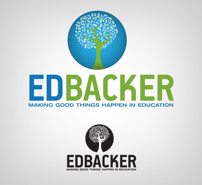 Logo Design by nausigeo - Entry No. 24 in the Logo Design Contest New Logo Design for edbacker.