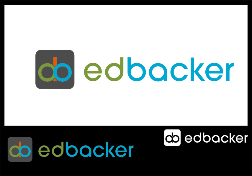 Logo Design by RasYa Muhammad Athaya - Entry No. 26 in the Logo Design Contest New Logo Design for edbacker.