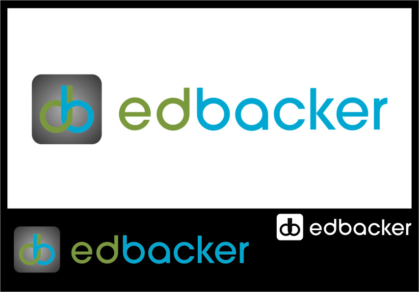Logo Design by Ngepet_art - Entry No. 27 in the Logo Design Contest New Logo Design for edbacker.