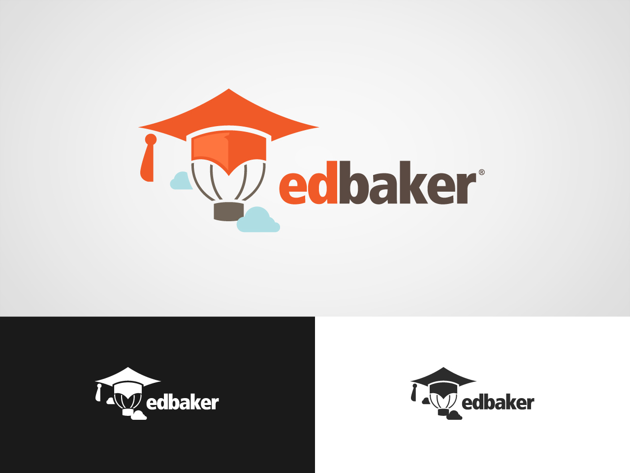 Logo Design by jpbituin - Entry No. 29 in the Logo Design Contest New Logo Design for edbacker.