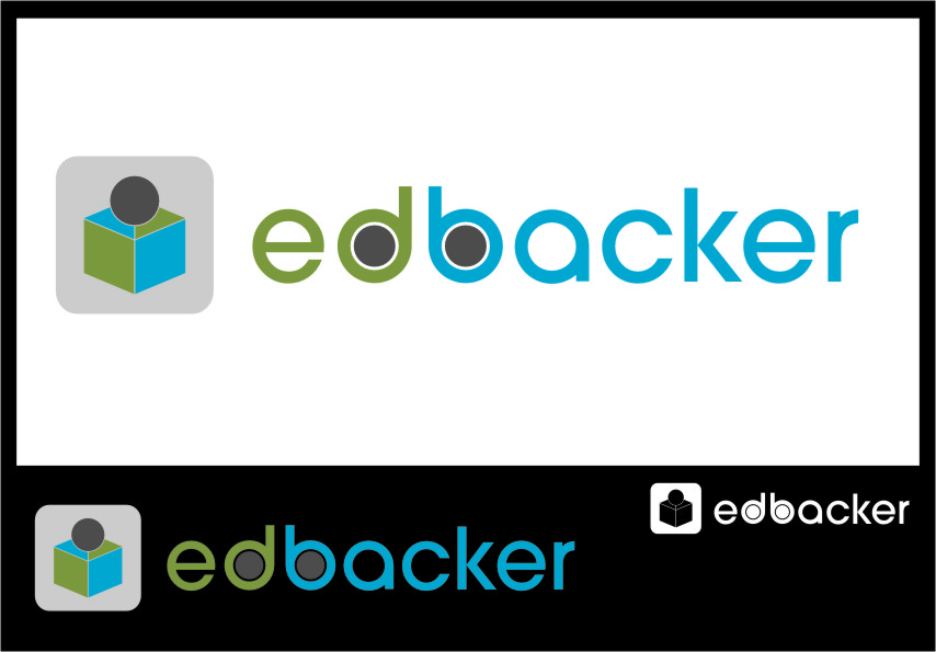 Logo Design by Ngepet_art - Entry No. 30 in the Logo Design Contest New Logo Design for edbacker.