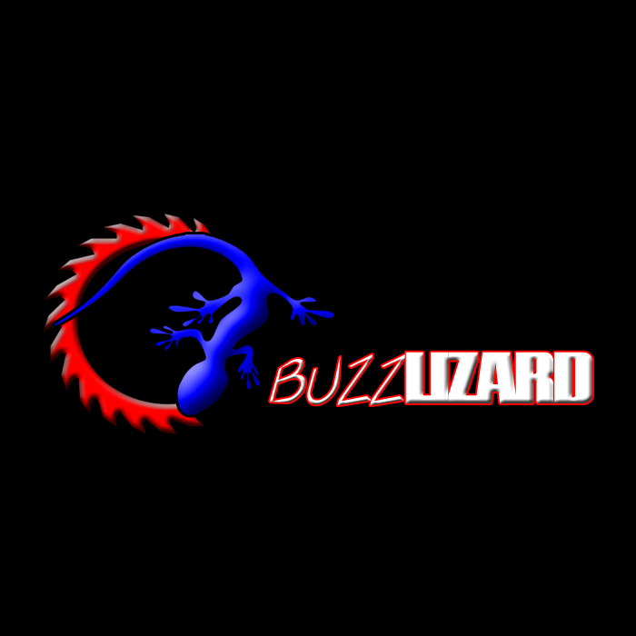 Logo Design by cappah78 - Entry No. 82 in the Logo Design Contest Buzz Lizard.
