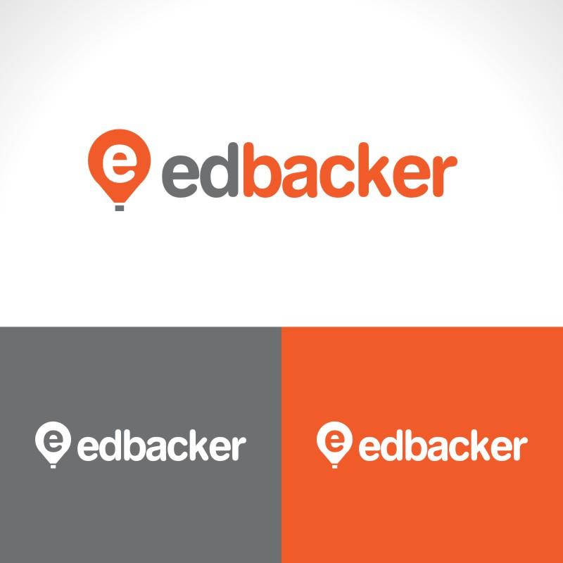 Logo Design by Private User - Entry No. 36 in the Logo Design Contest New Logo Design for edbacker.