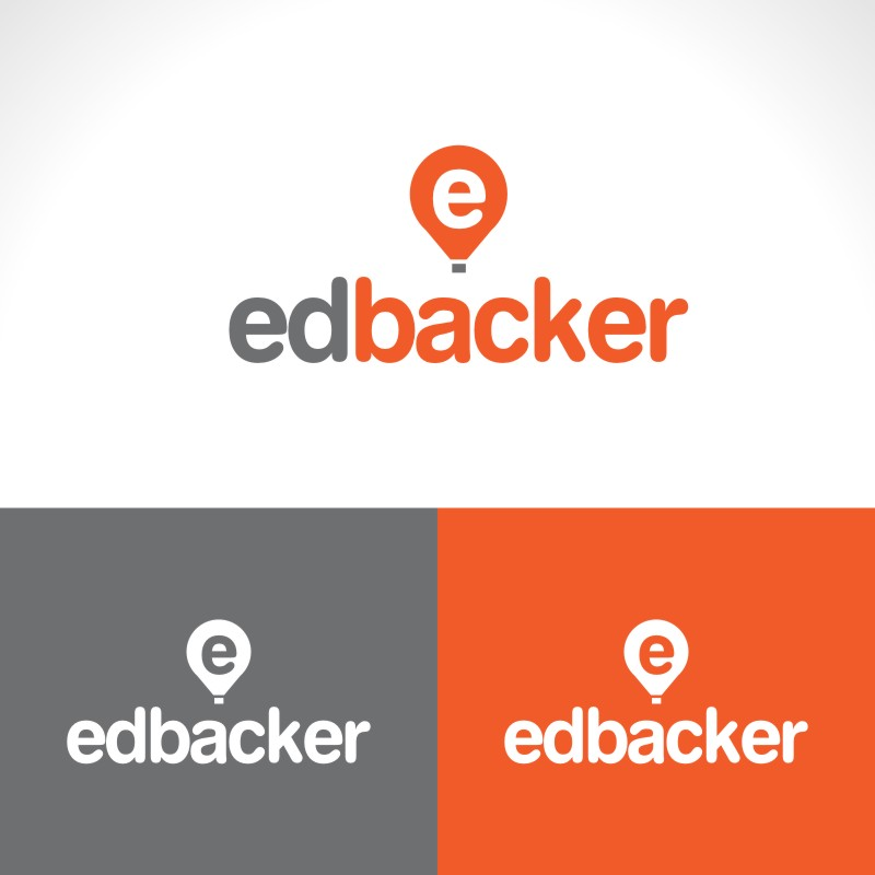 Logo Design by Private User - Entry No. 37 in the Logo Design Contest New Logo Design for edbacker.