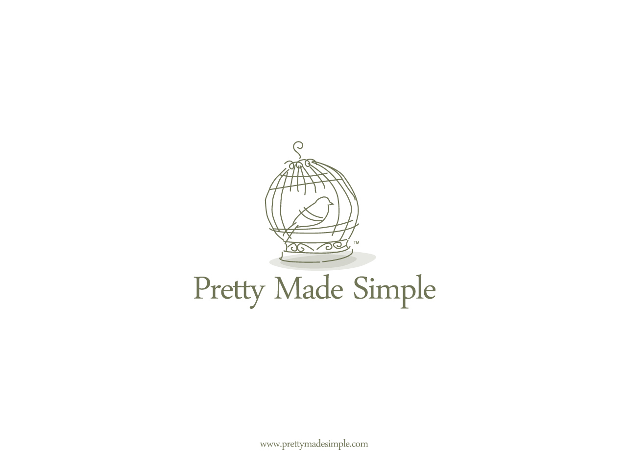 Logo Design by jpbituin - Entry No. 40 in the Logo Design Contest Pretty Made Simple Logo Design.