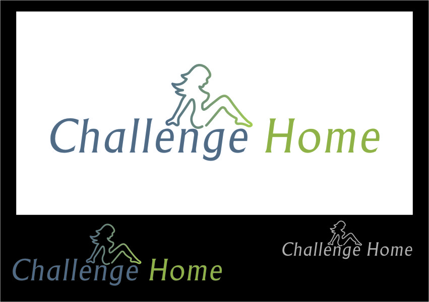 Logo Design by RasYa Muhammad Athaya - Entry No. 38 in the Logo Design Contest Unique Logo Design Wanted for Challenge Home.