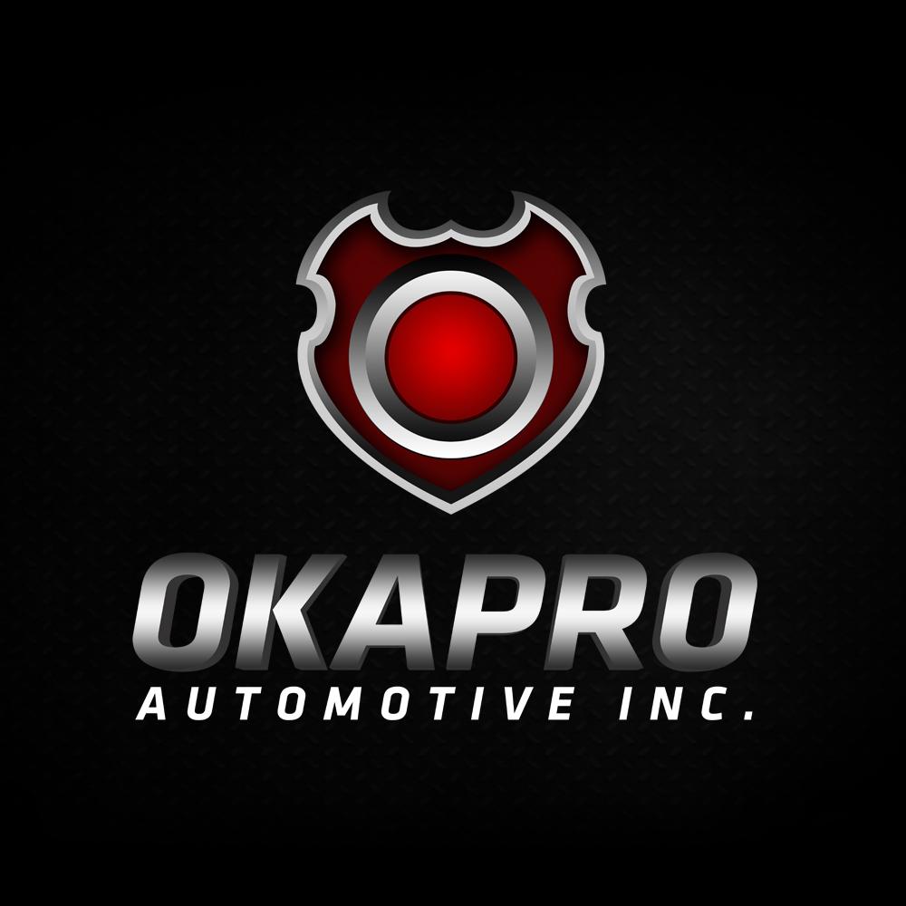 Logo Design by omARTist - Entry No. 21 in the Logo Design Contest New Logo Design for Okapro  Automotive  Inc.