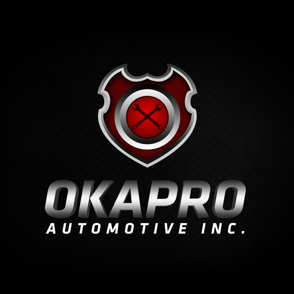 Logo Design by omARTist - Entry No. 23 in the Logo Design Contest New Logo Design for Okapro  Automotive  Inc.