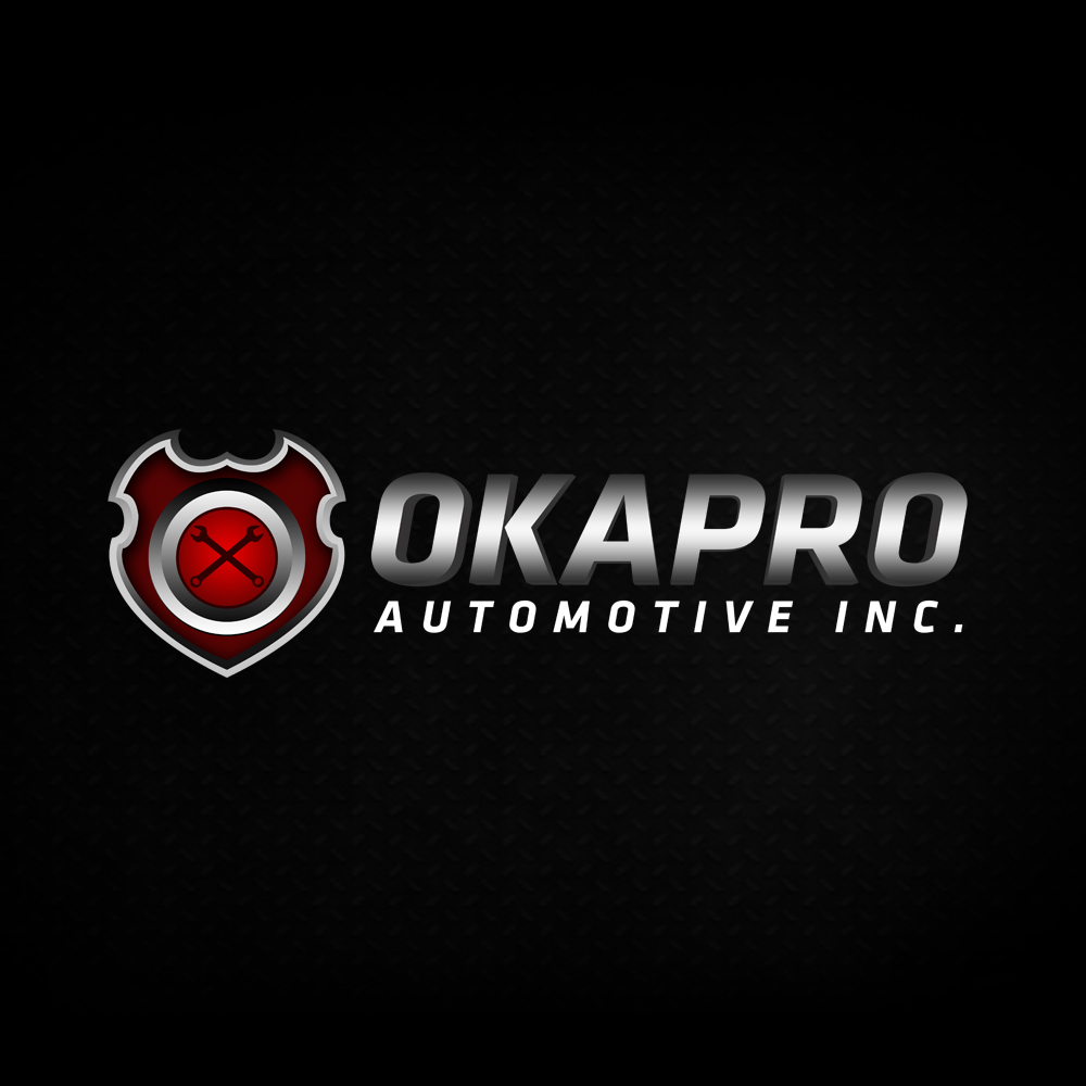 Logo Design by omARTist - Entry No. 24 in the Logo Design Contest New Logo Design for Okapro  Automotive  Inc.