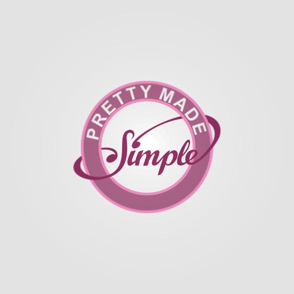 Logo Design by Private User - Entry No. 45 in the Logo Design Contest Pretty Made Simple Logo Design.