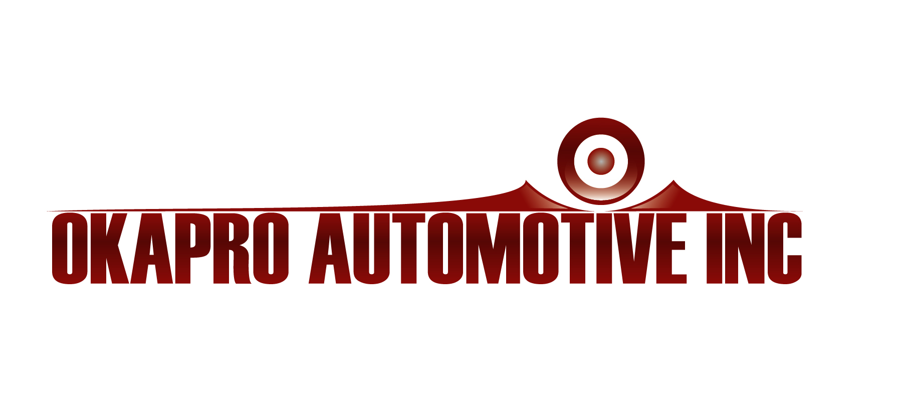 Logo Design by Vasil Boyadzhiev - Entry No. 33 in the Logo Design Contest New Logo Design for Okapro  Automotive  Inc.