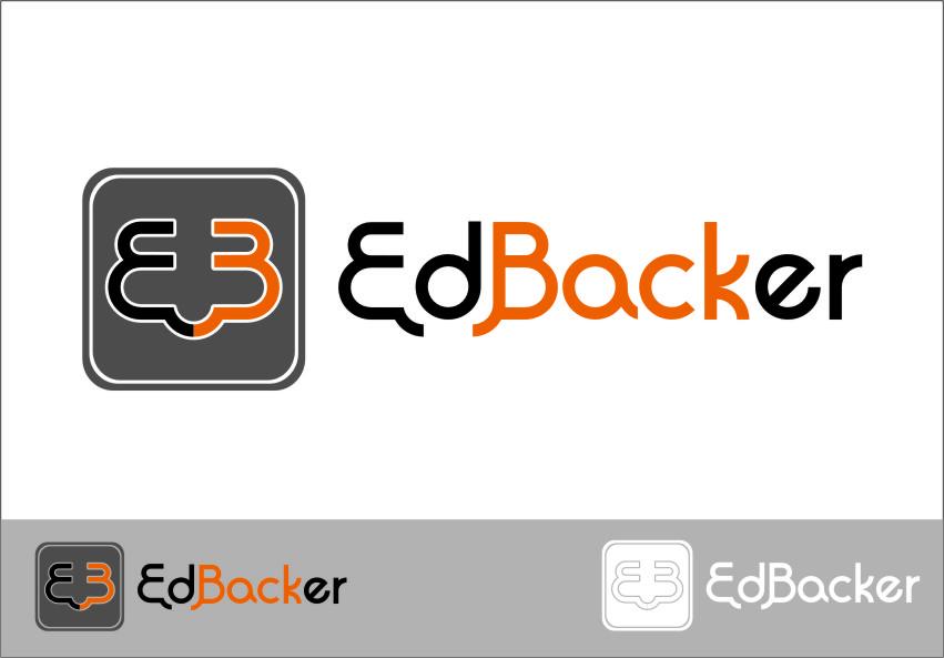 Logo Design by RasYa Muhammad Athaya - Entry No. 45 in the Logo Design Contest New Logo Design for edbacker.