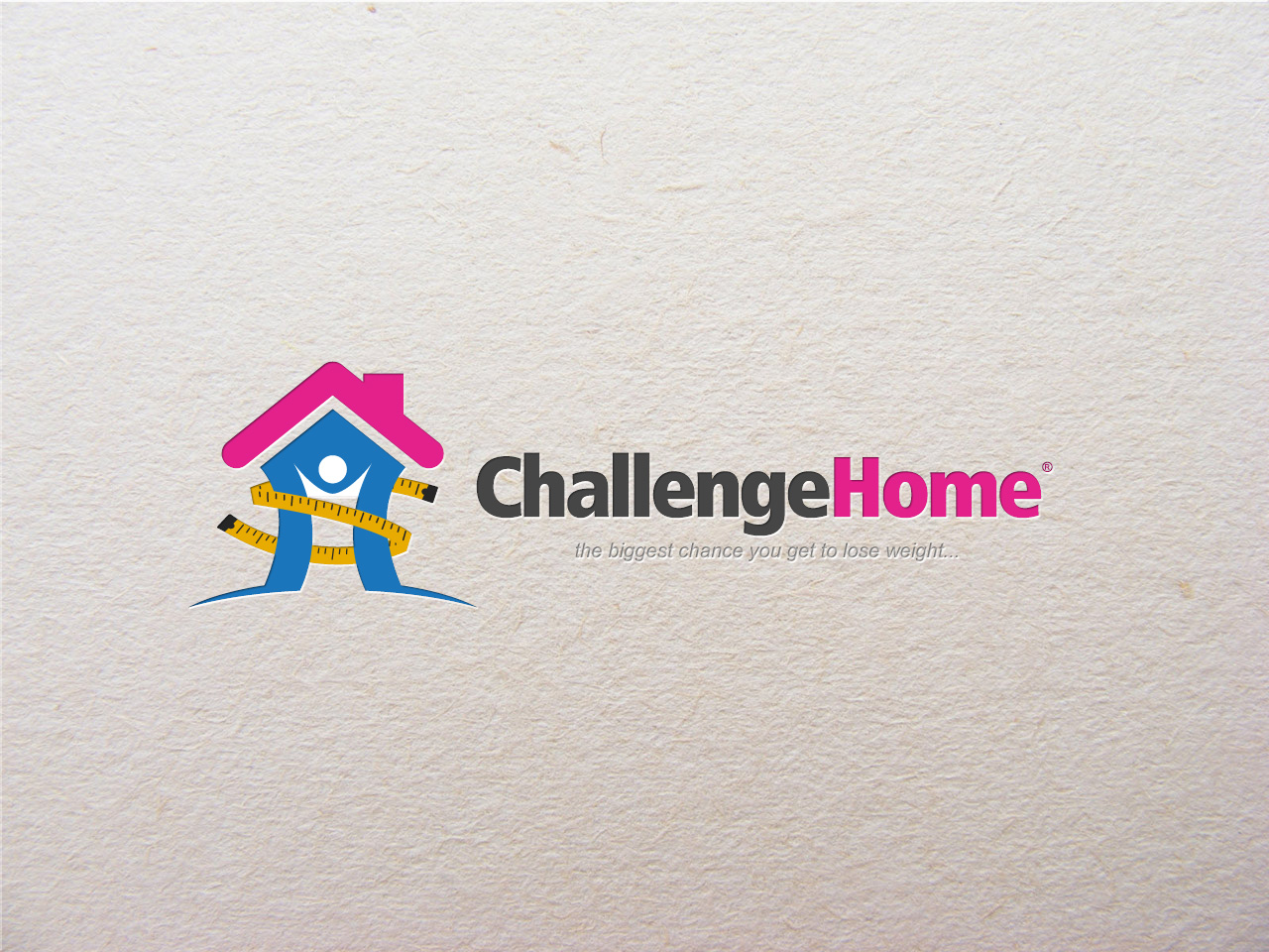 Logo Design by jpbituin - Entry No. 44 in the Logo Design Contest Unique Logo Design Wanted for Challenge Home.