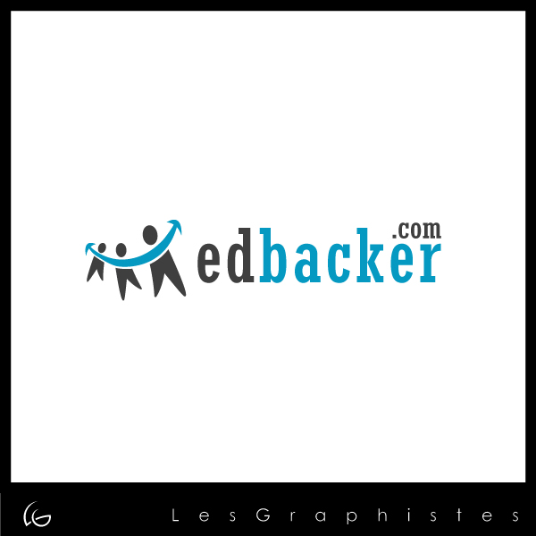 Logo Design by Les-Graphistes - Entry No. 50 in the Logo Design Contest New Logo Design for edbacker.
