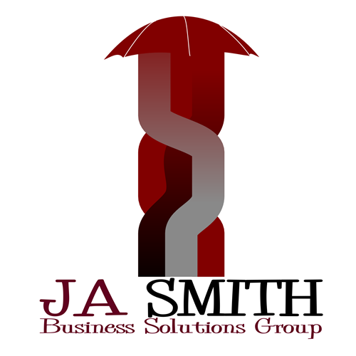 Logo Design by andrei_pele - Entry No. 49 in the Logo Design Contest J. A. Smith Business Solutions Group.