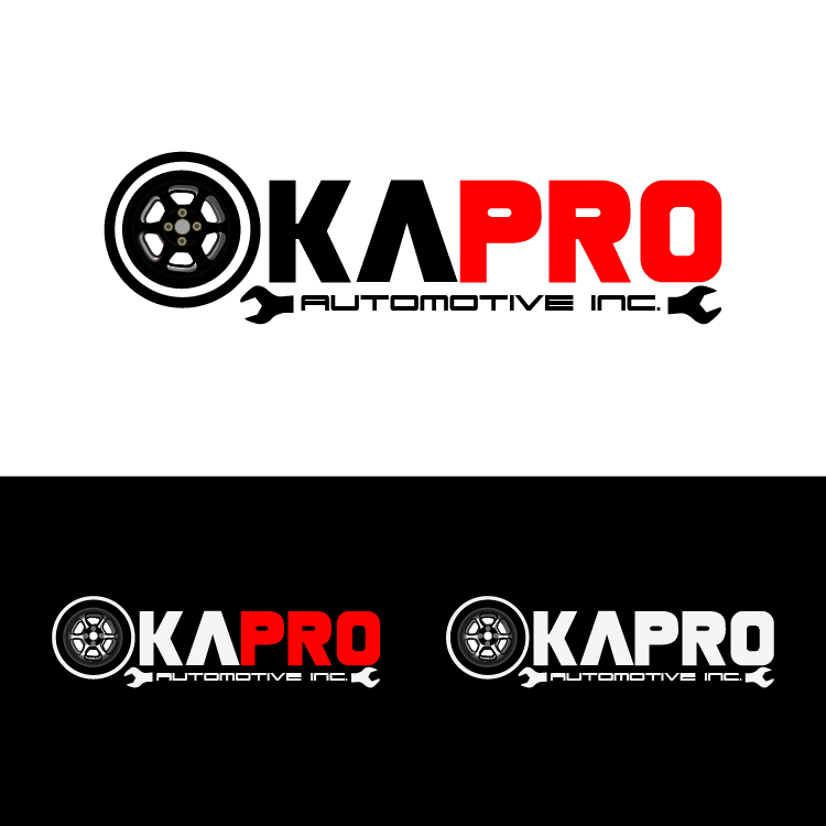 Logo Design by lagalag - Entry No. 42 in the Logo Design Contest New Logo Design for Okapro  Automotive  Inc.