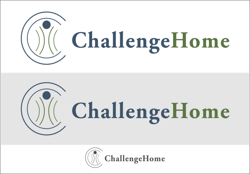 Logo Design by RasYa Muhammad Athaya - Entry No. 47 in the Logo Design Contest Unique Logo Design Wanted for Challenge Home.