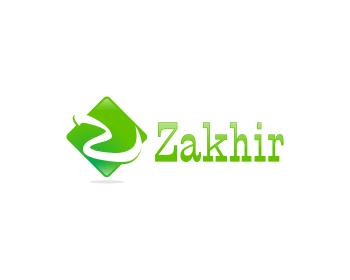 Logo Design by Private User - Entry No. 42 in the Logo Design Contest Zakhir Logo Design.