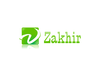 Logo Design by Private User - Entry No. 44 in the Logo Design Contest Zakhir Logo Design.