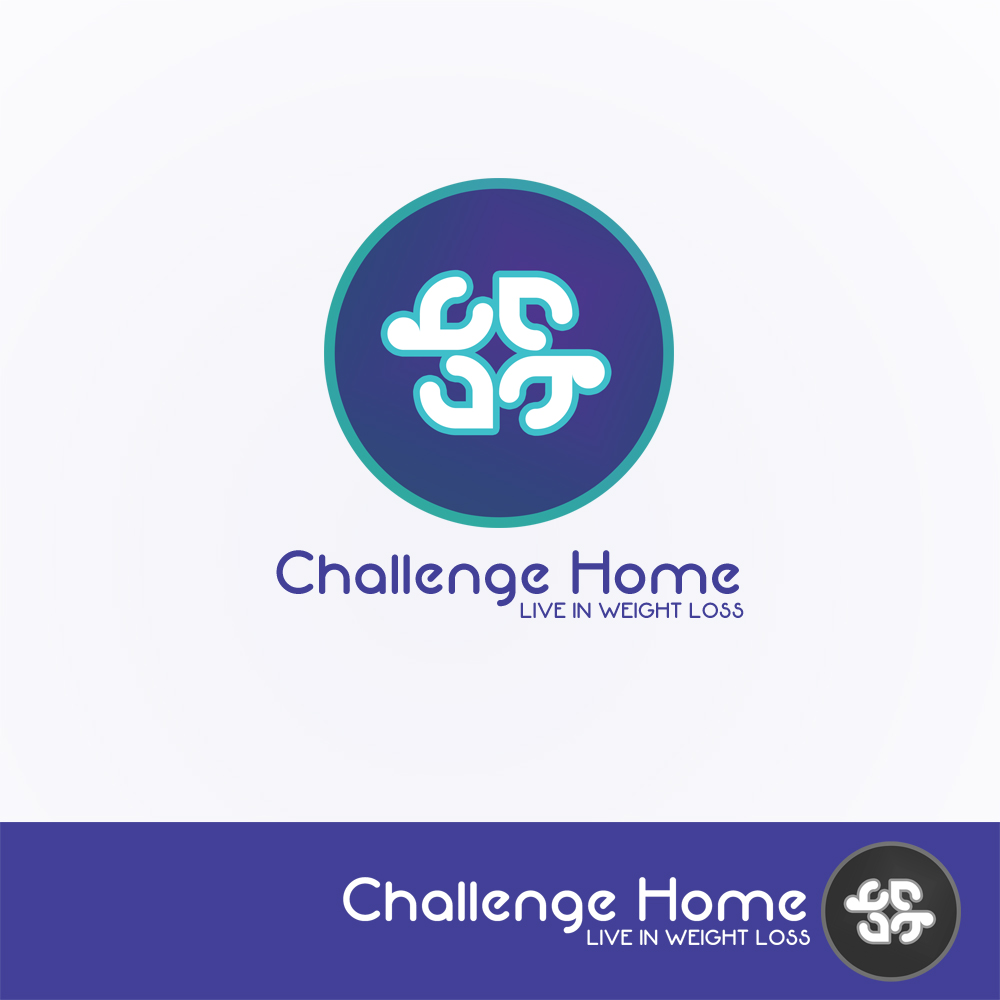 Logo Design by Utkarsh Bhandari - Entry No. 50 in the Logo Design Contest Unique Logo Design Wanted for Challenge Home.