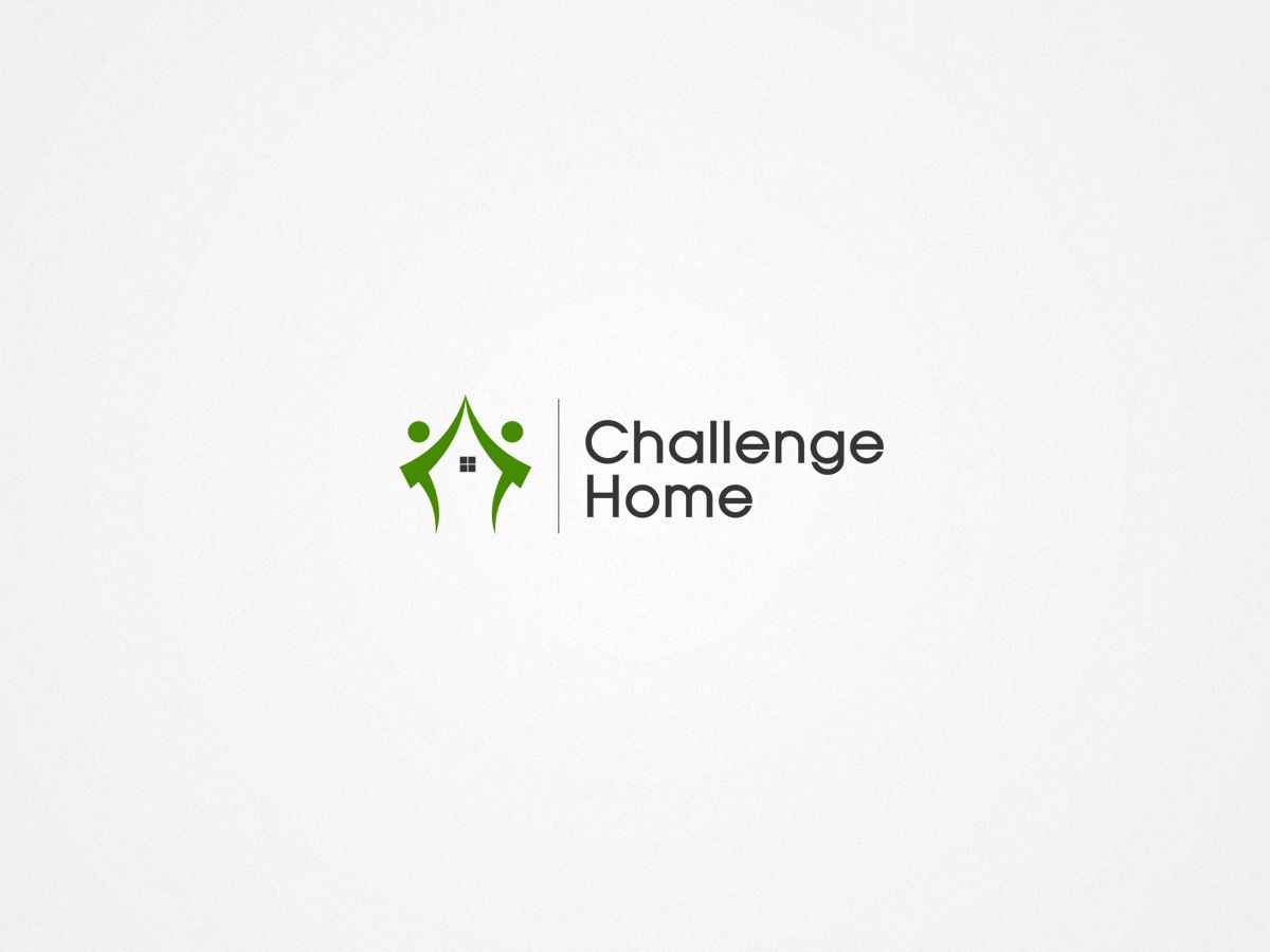 Logo Design by KARTHIK Murthy - Entry No. 51 in the Logo Design Contest Unique Logo Design Wanted for Challenge Home.