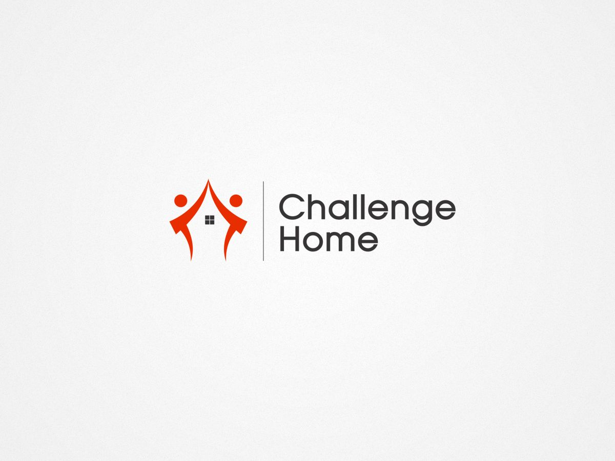 Logo Design by KARTHIK Murthy - Entry No. 52 in the Logo Design Contest Unique Logo Design Wanted for Challenge Home.