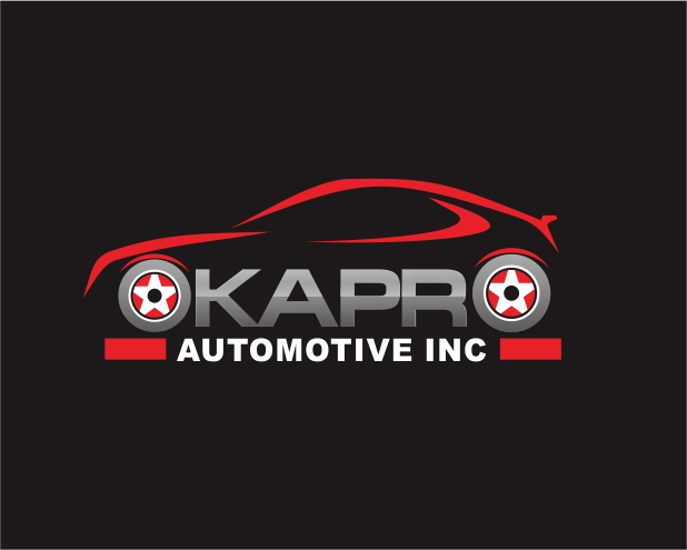 Logo Design by ronny - Entry No. 51 in the Logo Design Contest New Logo Design for Okapro  Automotive  Inc.