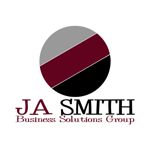 Logo Design by andrei_pele - Entry No. 53 in the Logo Design Contest J. A. Smith Business Solutions Group.