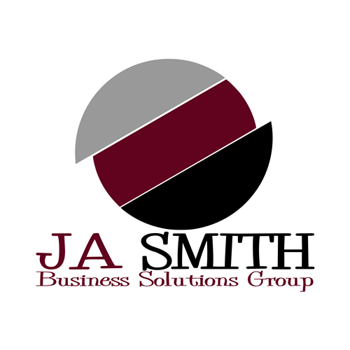 Logo Design by andrei_pele - Entry No. 54 in the Logo Design Contest J. A. Smith Business Solutions Group.