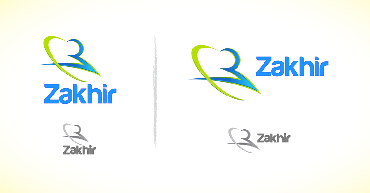 Logo Design by Shahriar Zaman - Entry No. 49 in the Logo Design Contest Zakhir Logo Design.