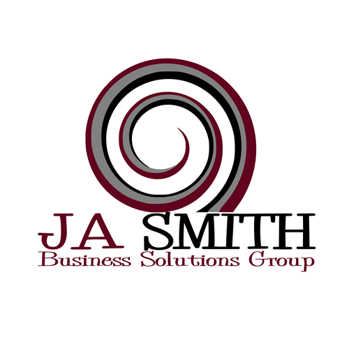 Logo Design by andrei_pele - Entry No. 55 in the Logo Design Contest J. A. Smith Business Solutions Group.