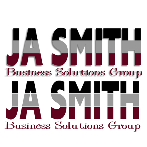 Logo Design by andrei_pele - Entry No. 56 in the Logo Design Contest J. A. Smith Business Solutions Group.