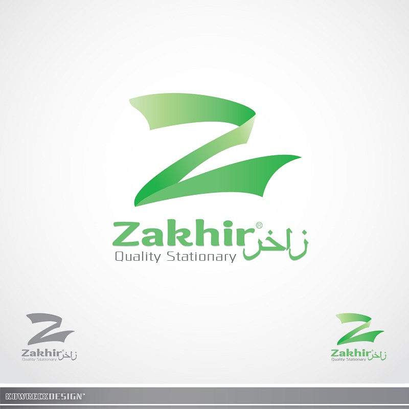 Logo Design by kowreck - Entry No. 54 in the Logo Design Contest Zakhir Logo Design.