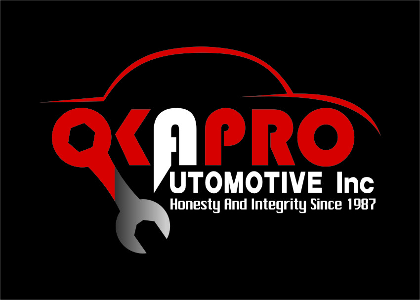 Logo Design by Ngepet_art - Entry No. 61 in the Logo Design Contest New Logo Design for Okapro  Automotive  Inc.