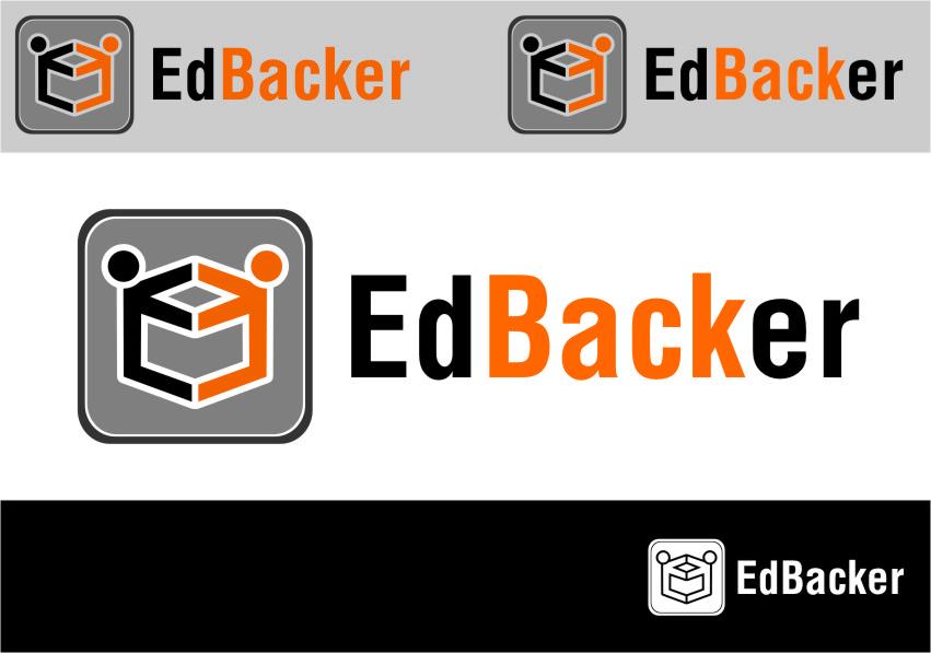 Logo Design by Ngepet_art - Entry No. 64 in the Logo Design Contest New Logo Design for edbacker.