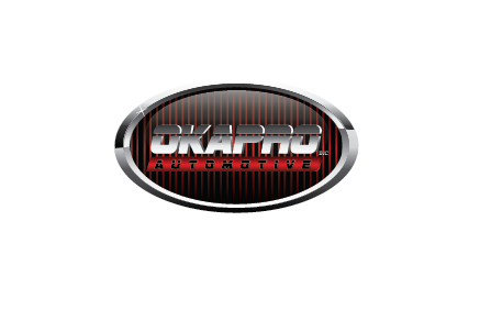 Logo Design by Private User - Entry No. 63 in the Logo Design Contest New Logo Design for Okapro  Automotive  Inc.