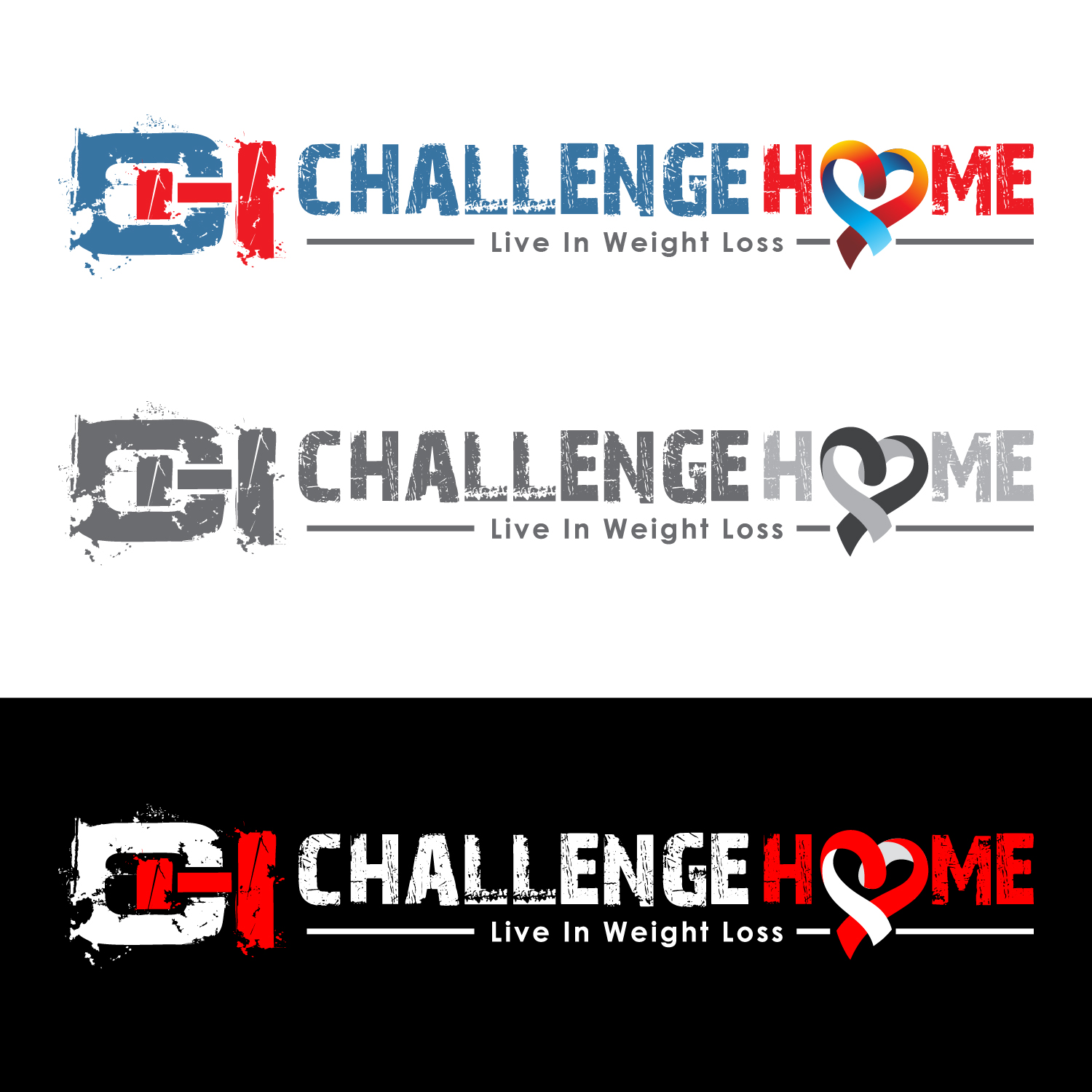 Logo Design by lagalag - Entry No. 65 in the Logo Design Contest Unique Logo Design Wanted for Challenge Home.