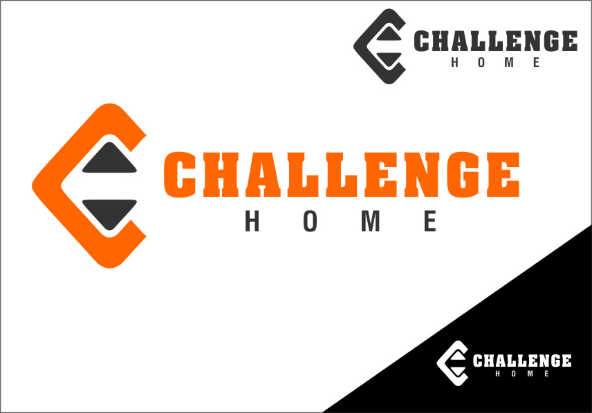 Logo Design by RasYa Muhammad Athaya - Entry No. 66 in the Logo Design Contest Unique Logo Design Wanted for Challenge Home.