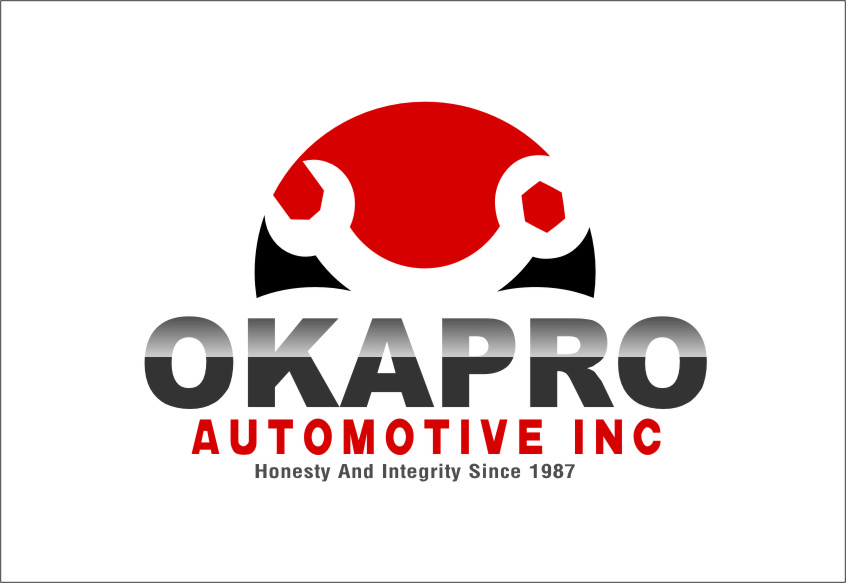 Logo Design by RasYa Muhammad Athaya - Entry No. 74 in the Logo Design Contest New Logo Design for Okapro  Automotive  Inc.
