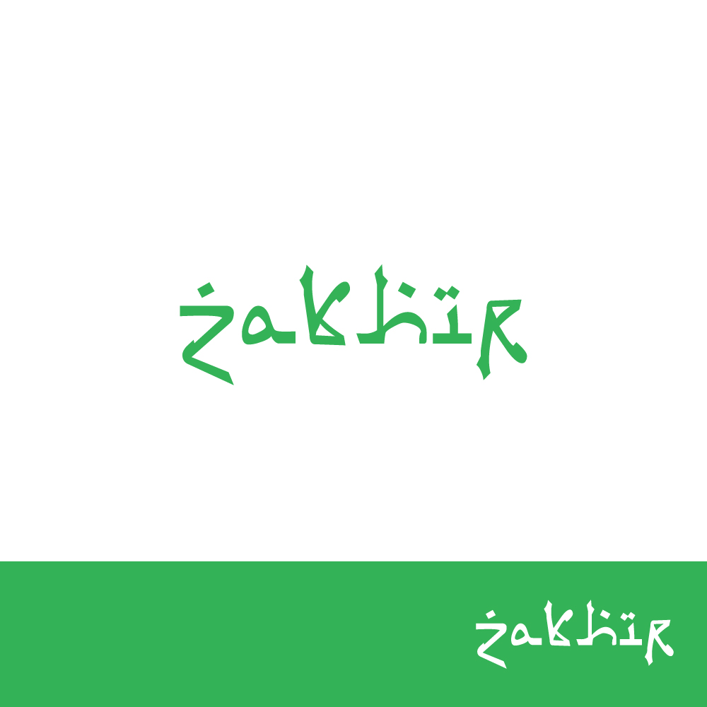 Logo Design by Utkarsh Bhandari - Entry No. 65 in the Logo Design Contest Zakhir Logo Design.